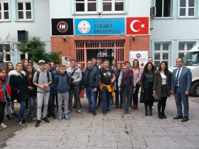 SQUARE EYED STUDENTS in Trabzon, Turkey